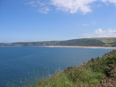 Woolacombe Bay, North Devon